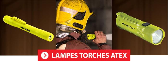 Lampe Torche ATEX PELI