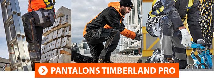 Pantalons de travail Timberland Pro