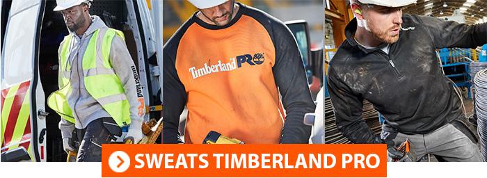 Sweat shirt Timberland Pro