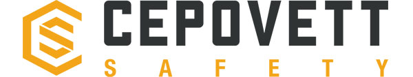 CEPOVETT SAFETY logo