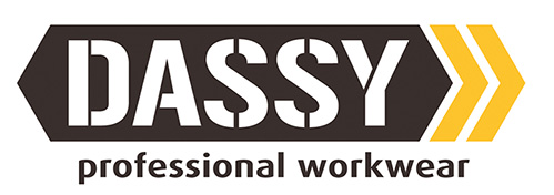 Logo vêtement de travail DASSY