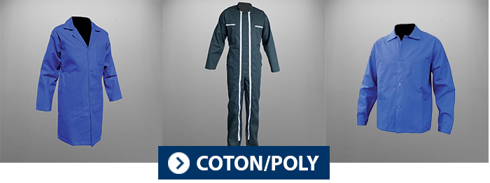 Collection COTON/POLY PBV