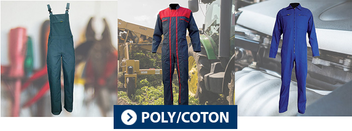 Collection POLY/COTON PBV