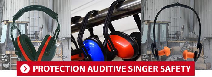 Protection auditive EPI Singer Safety