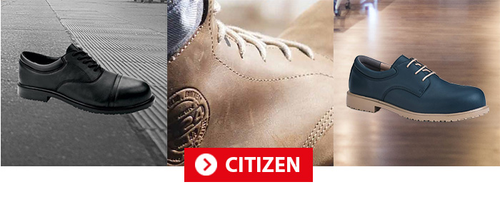 Collection Citizen Chaussures de sécurité S24