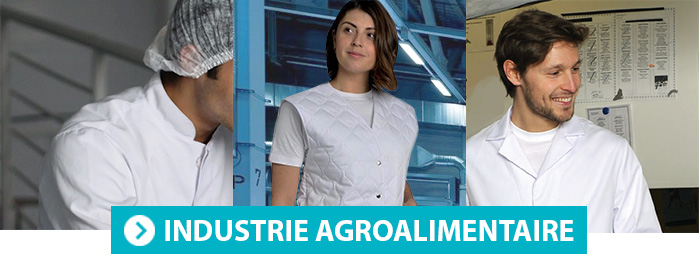 Vetement pro Agroalimentaire SNV