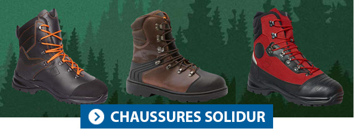 Chaussures SOLIDUR