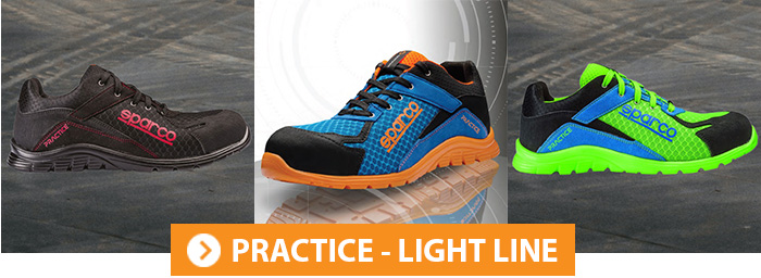 Chaussure securite Sparco Practice