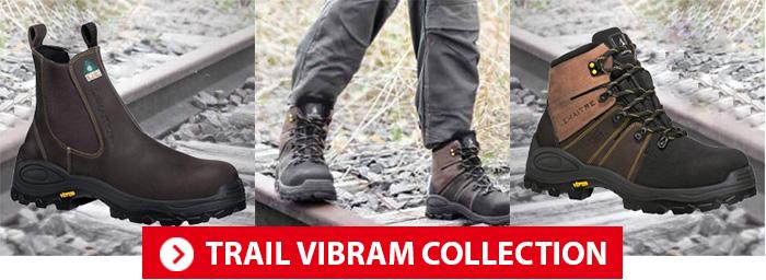Collection Trail Vibram Lemaitre
