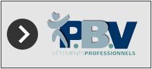 Logo PBV Workwear