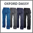 Pantalon de travail DASSY OXFORD