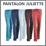 Pantalon medical Juliette Lafont