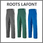 Pantalon pro Lafont Roots