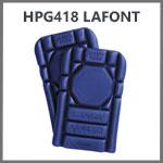 Genouillères de protection Lafont HPG418