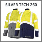 Silver Tech 260 Blouson multirisques