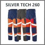 Pantalon pro multirisques Silver Tech 260 Cepovett